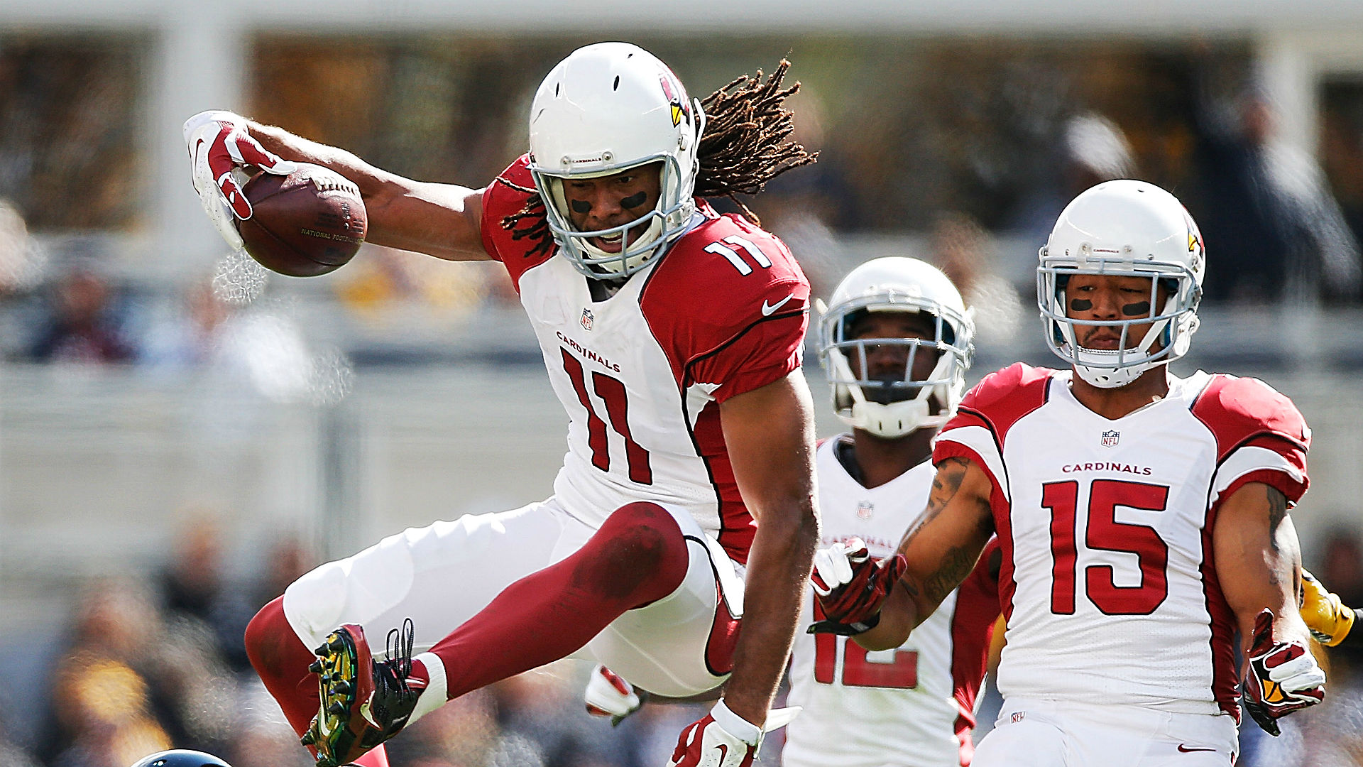 SN Exclusive: Larry Fitzgerald won't leave Cardinals if he returns for another season