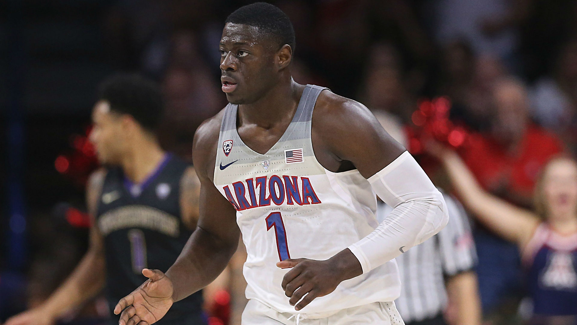 College basketball: Arizona guard Rawle Alkins will not enter NBA draft