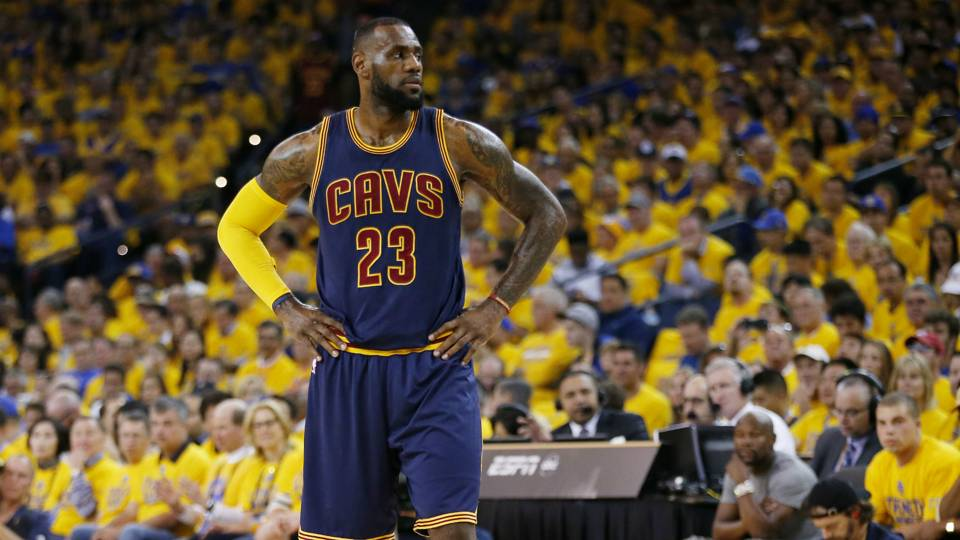 LeBron James shakes pressure   I m the best player in the world ... 62c6a8b39