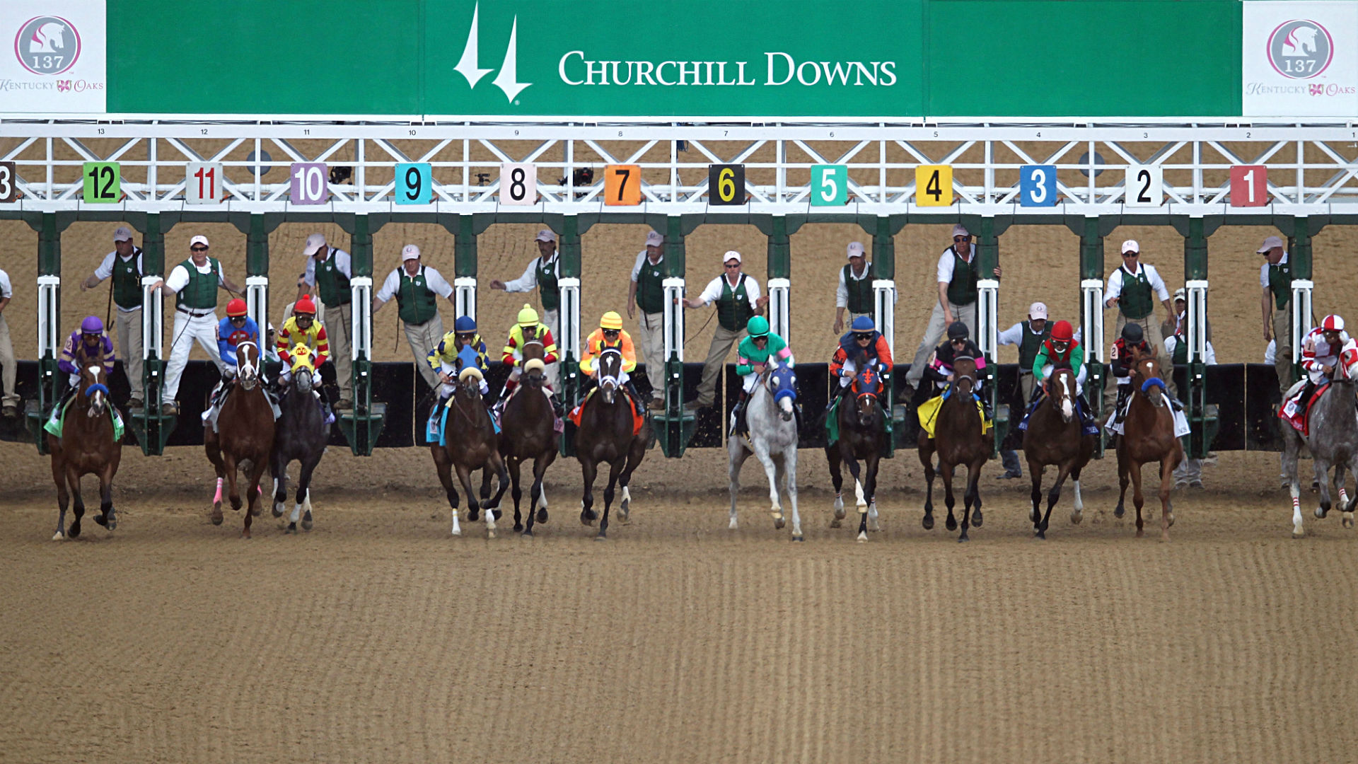 kentucky derby draw live sport books