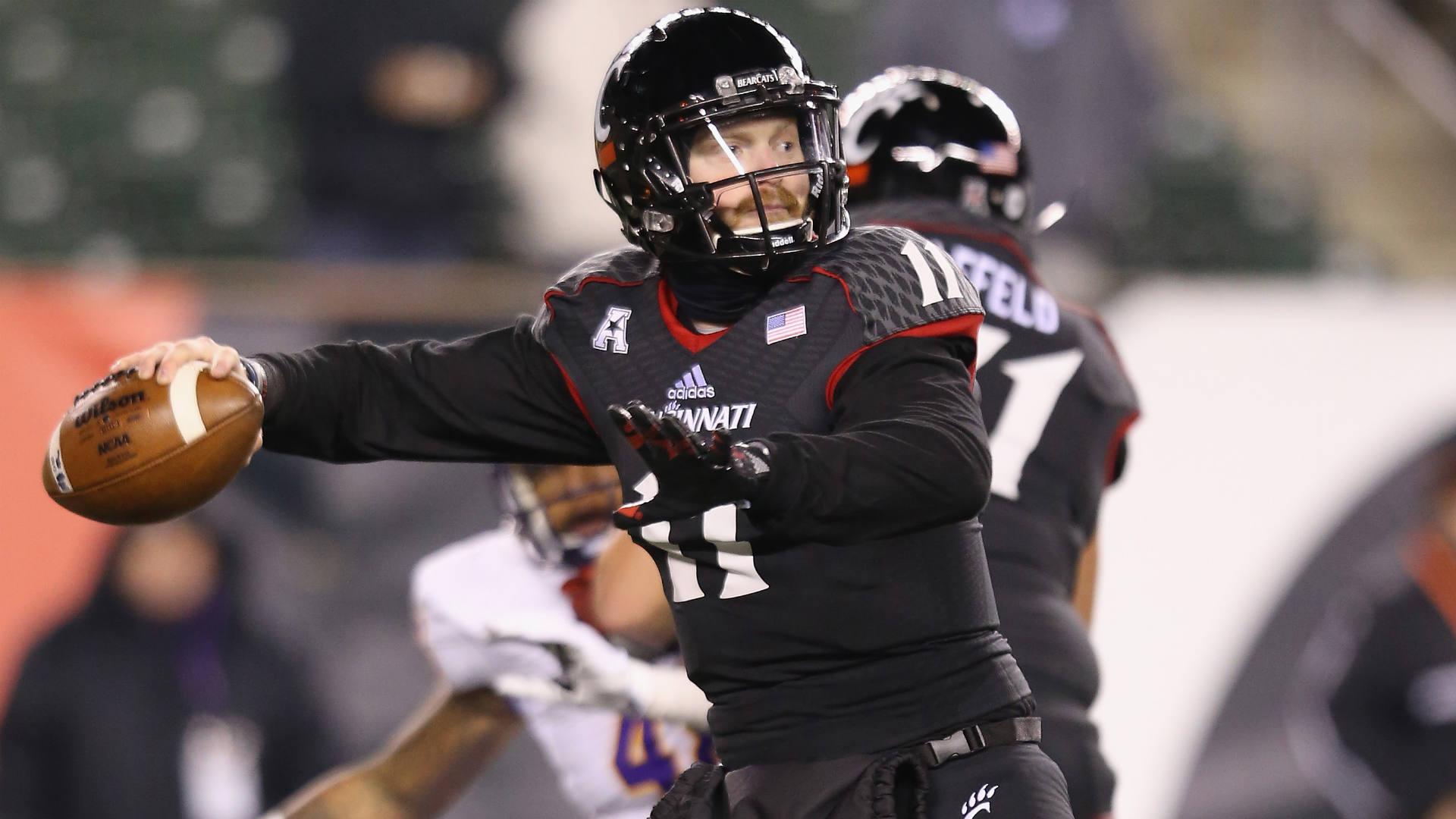 All-AAC: Cincinnati QB Gunner Kiel finding his way