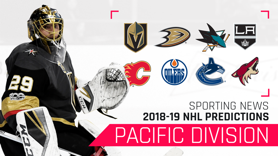 Pacific Division 2018-19 predictions: Sharks spoil Golden Knights' encore with Erik Karlsson trade