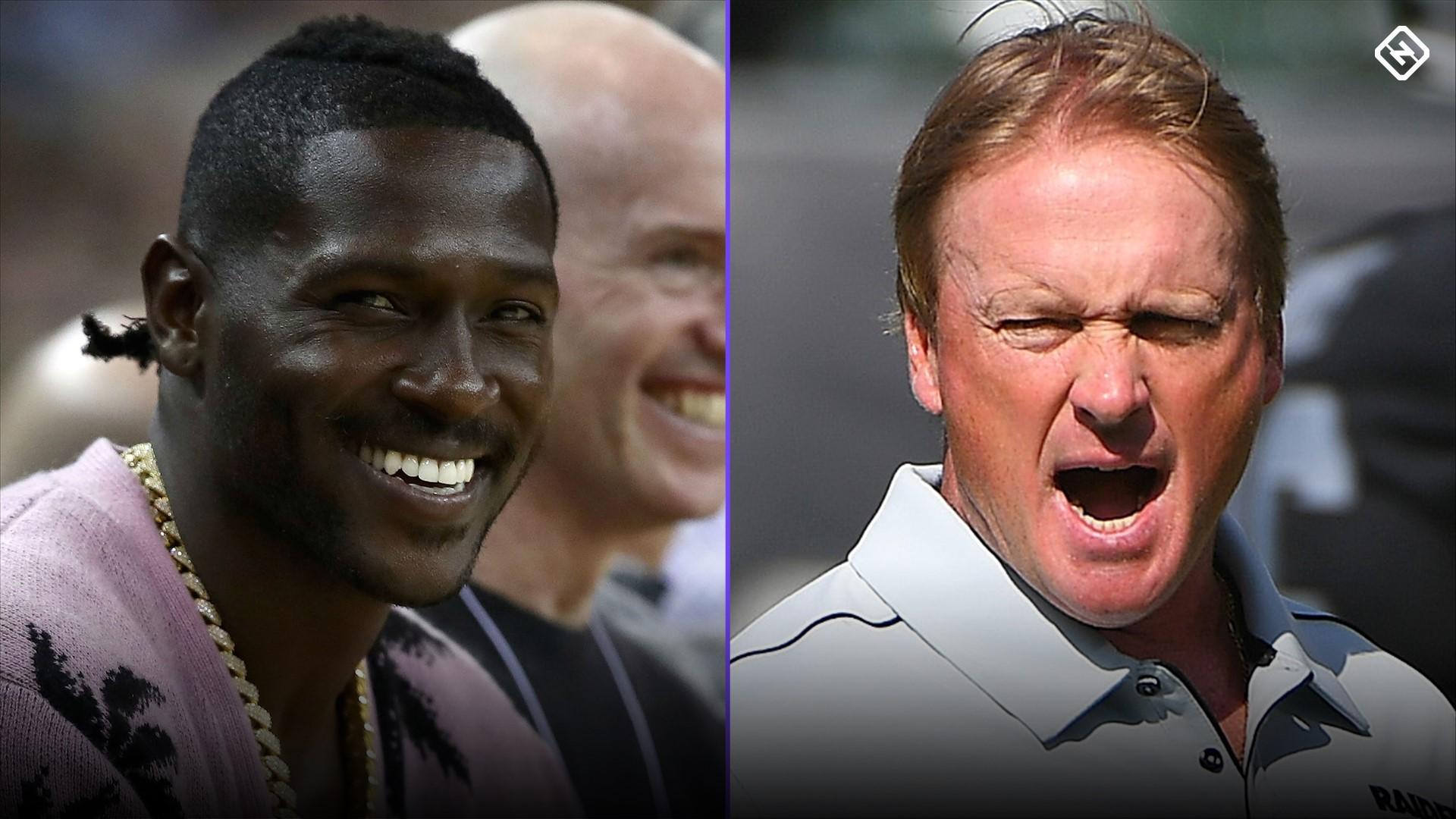 'Hard Knocks' Episode 2 recap: Antonio Brown bares soles for Raiders watchers; Jon Gruden swears he'll change