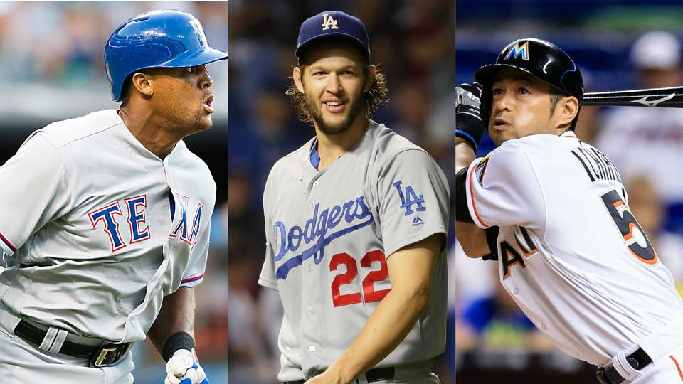 The most likely Hall of Famer on every MLB team entering 2017 | MLB