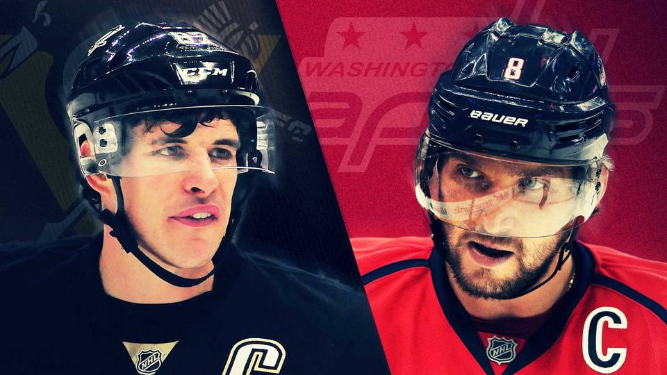 9c02057d256 10 years of Crosby and Ovechkin  Bad bounces derailed the rivalry · NHL
