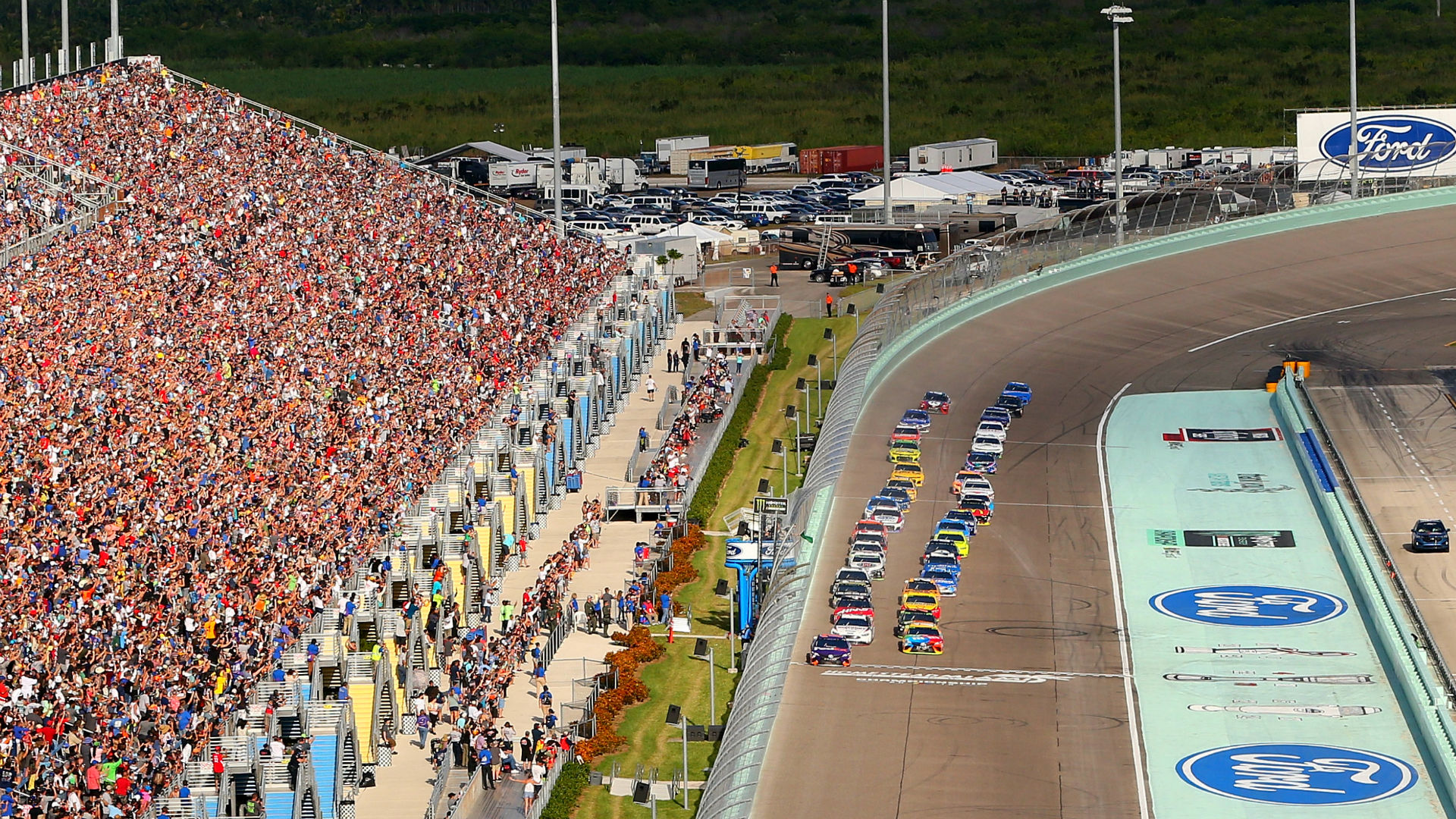 What channel is NASCAR on today? Time, TV schedule for championship race at Homestead