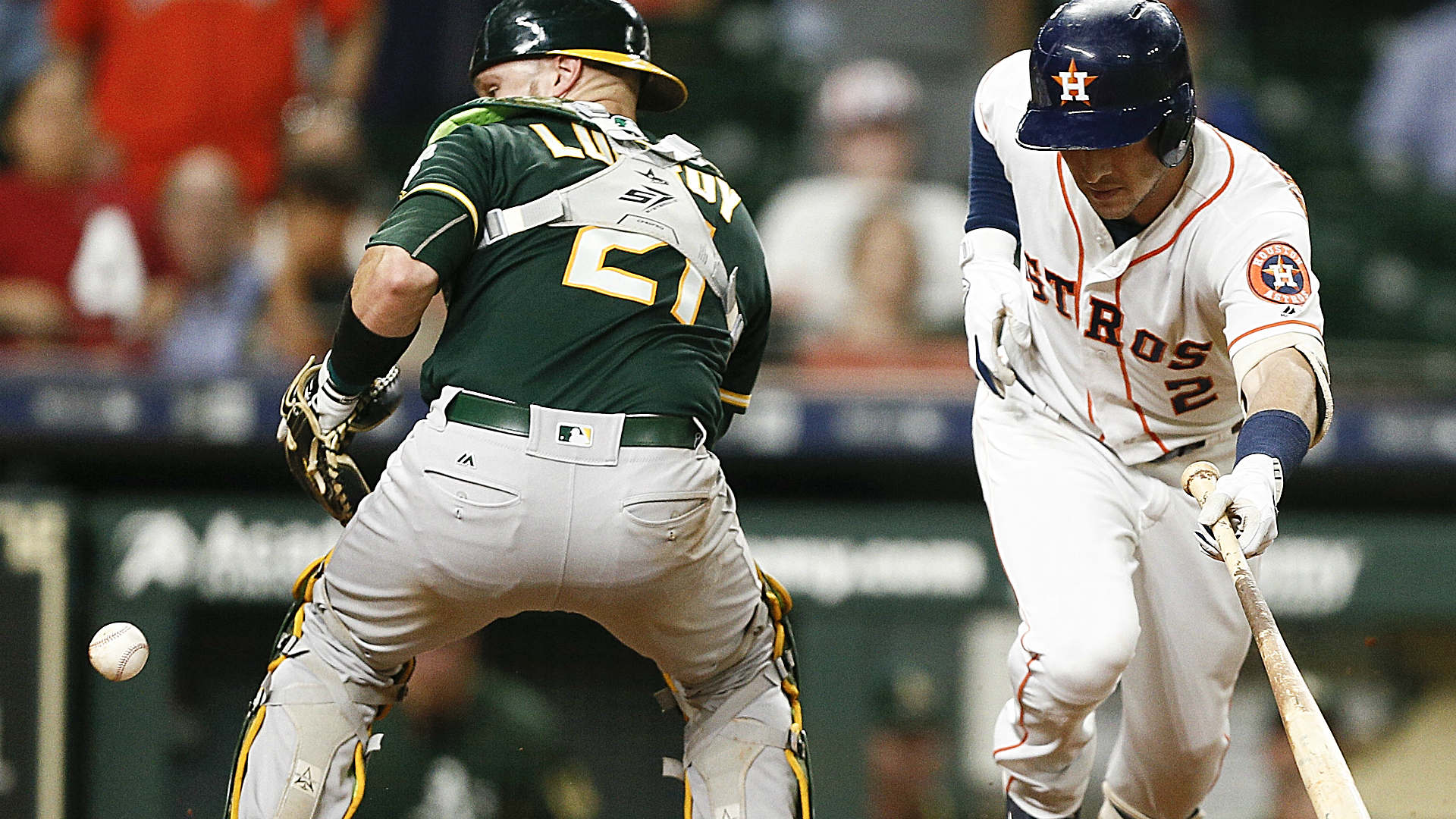 Astros Win on One of the Weirdest Walk-Offs in Baseball History