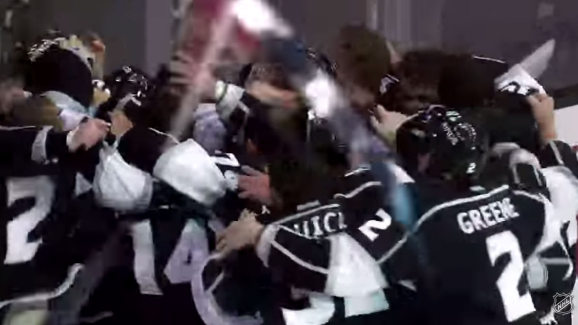NHL releases hype video to take hockey fans through Stanley Cup Final history