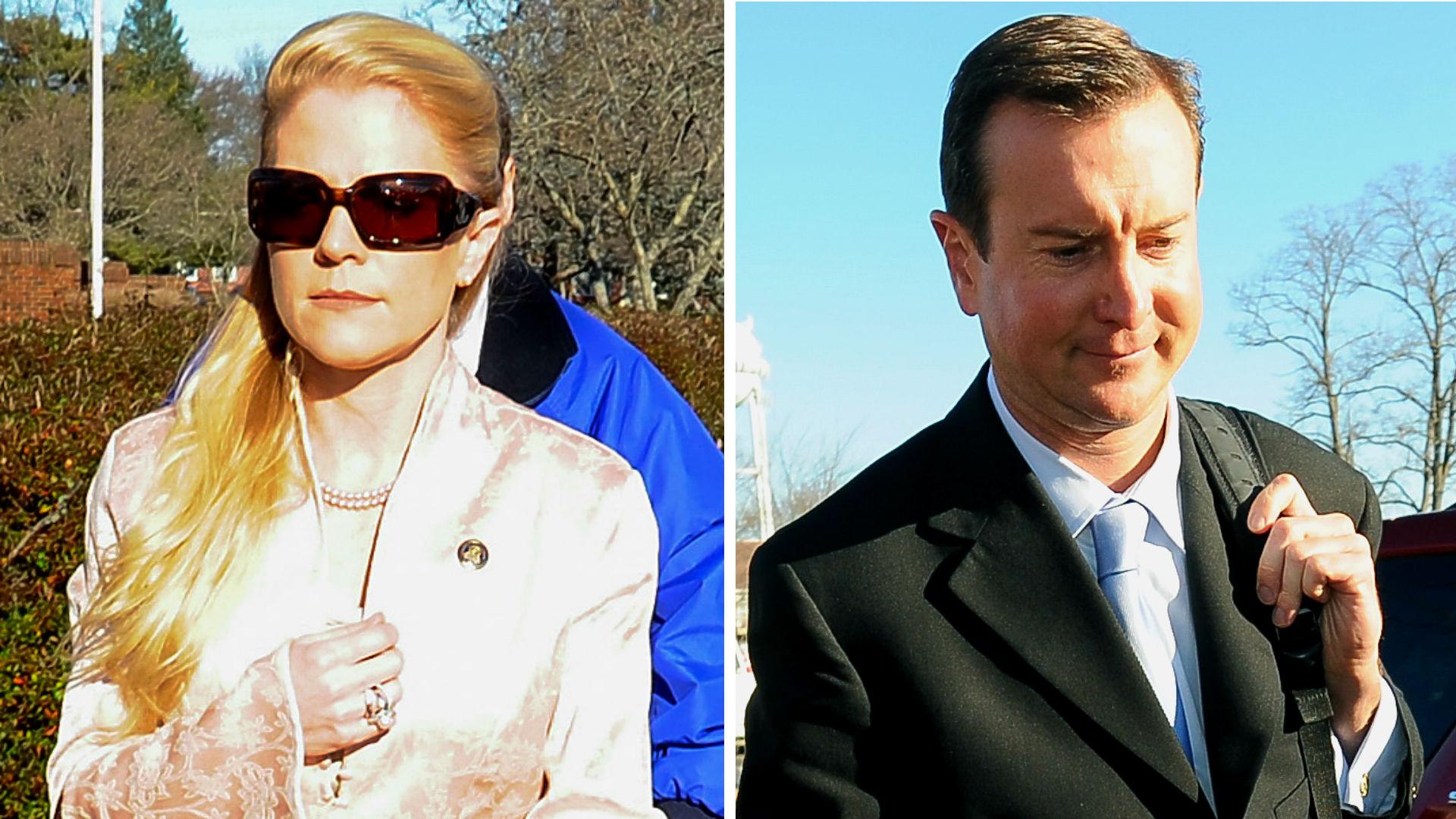 Report reveals disturbing details about Patricia Driscoll, Kurt Busch relationship