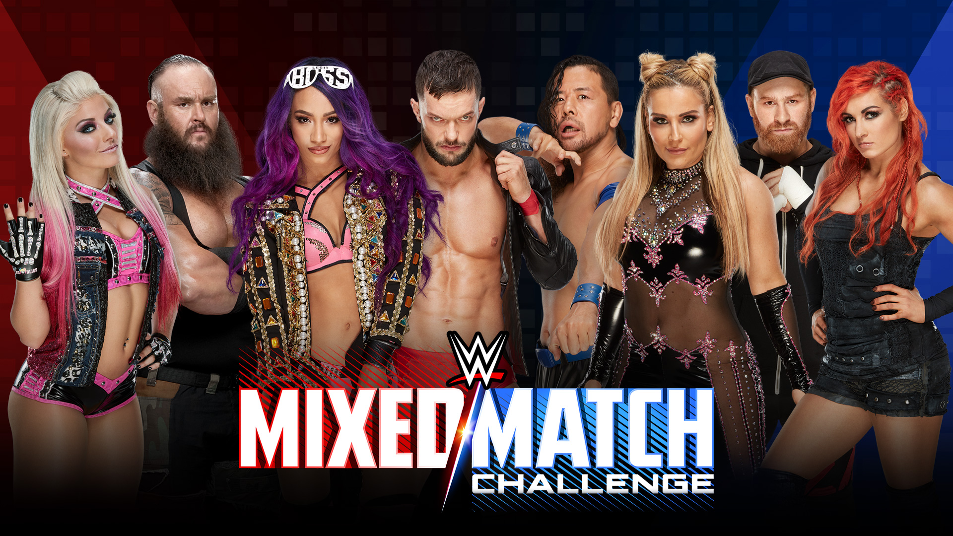WWE's Natalya gearing up for 'Mixed Match Challenge': 'Expect the unexpected'