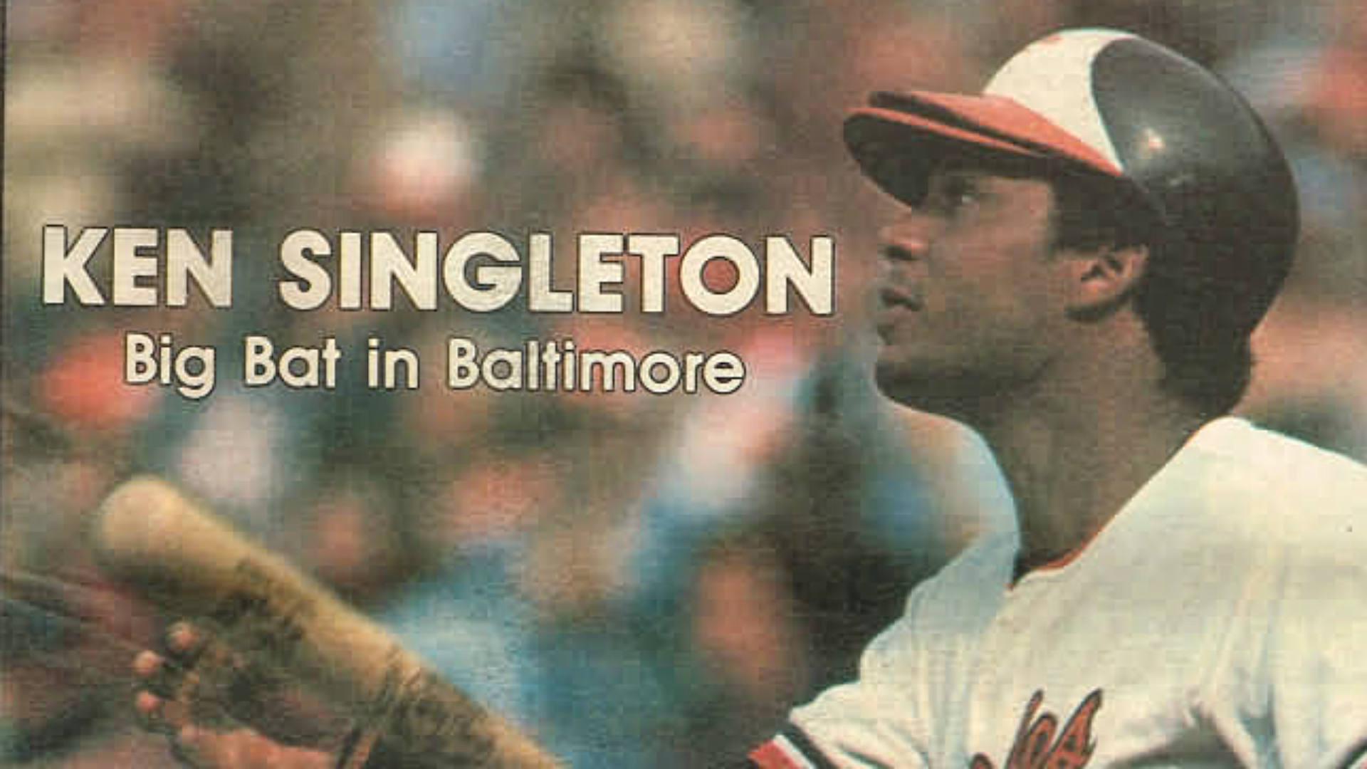 Is ken singleton a hall of famer