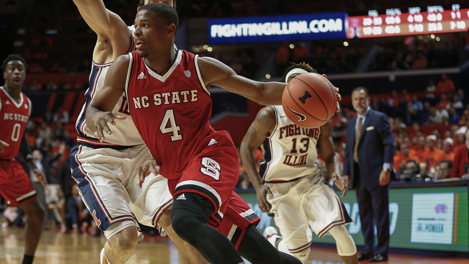 Mavs fill need, take NC State point guard Dennis Smith Jr