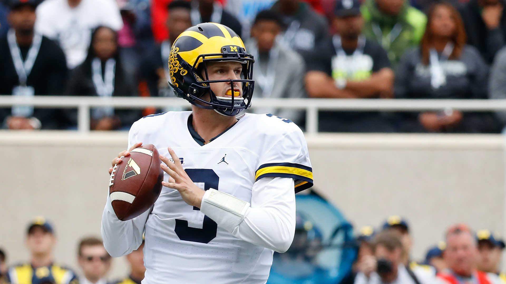 Michigan, Nebraska, Maryland might need backup at QB