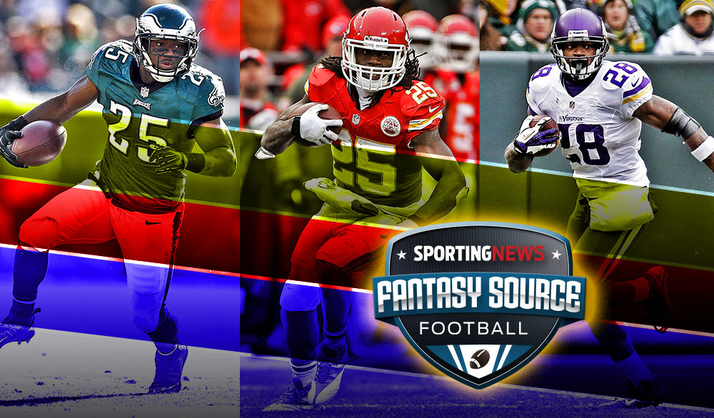 Fantasy football rankings: Top 50 players for 2014