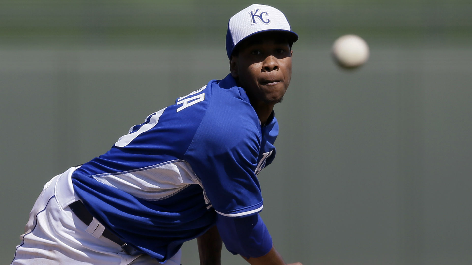 Strikeout machine Yordano Ventura wins spot in K.C. rotation