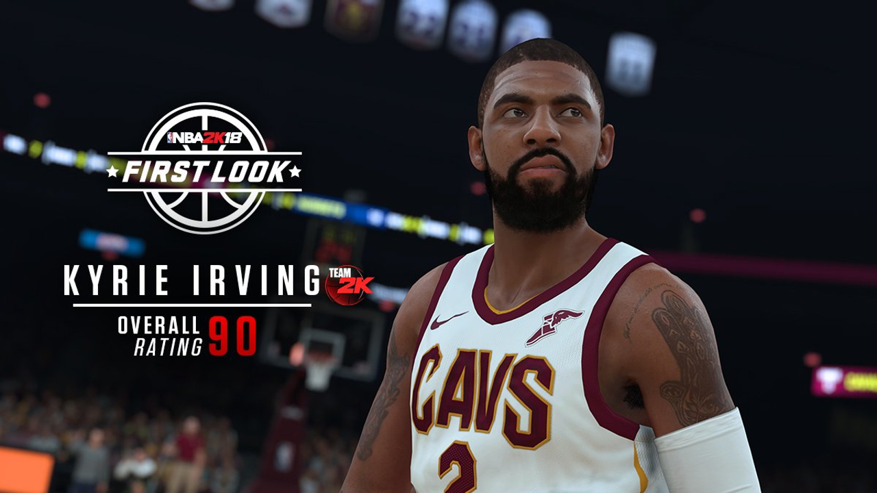 'NBA 2K18' player ratings: Overall numbers revealed ahead of release date |  NBA | Sporting News