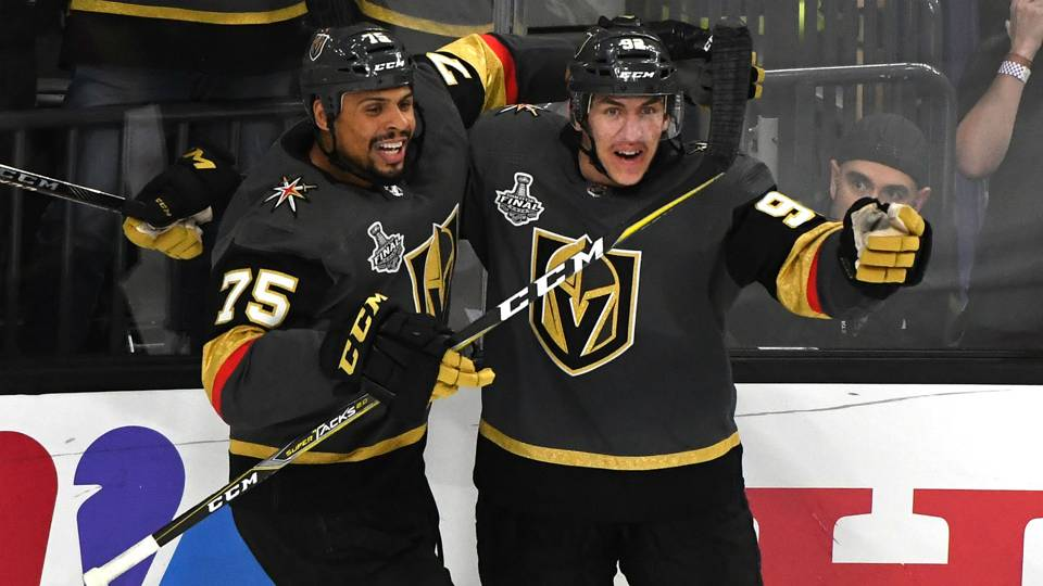 Stanley Cup Final 2018  Fourth line lifts Golden Knights to Game 1 win over  Capitals · NHL 1016ea73b6c