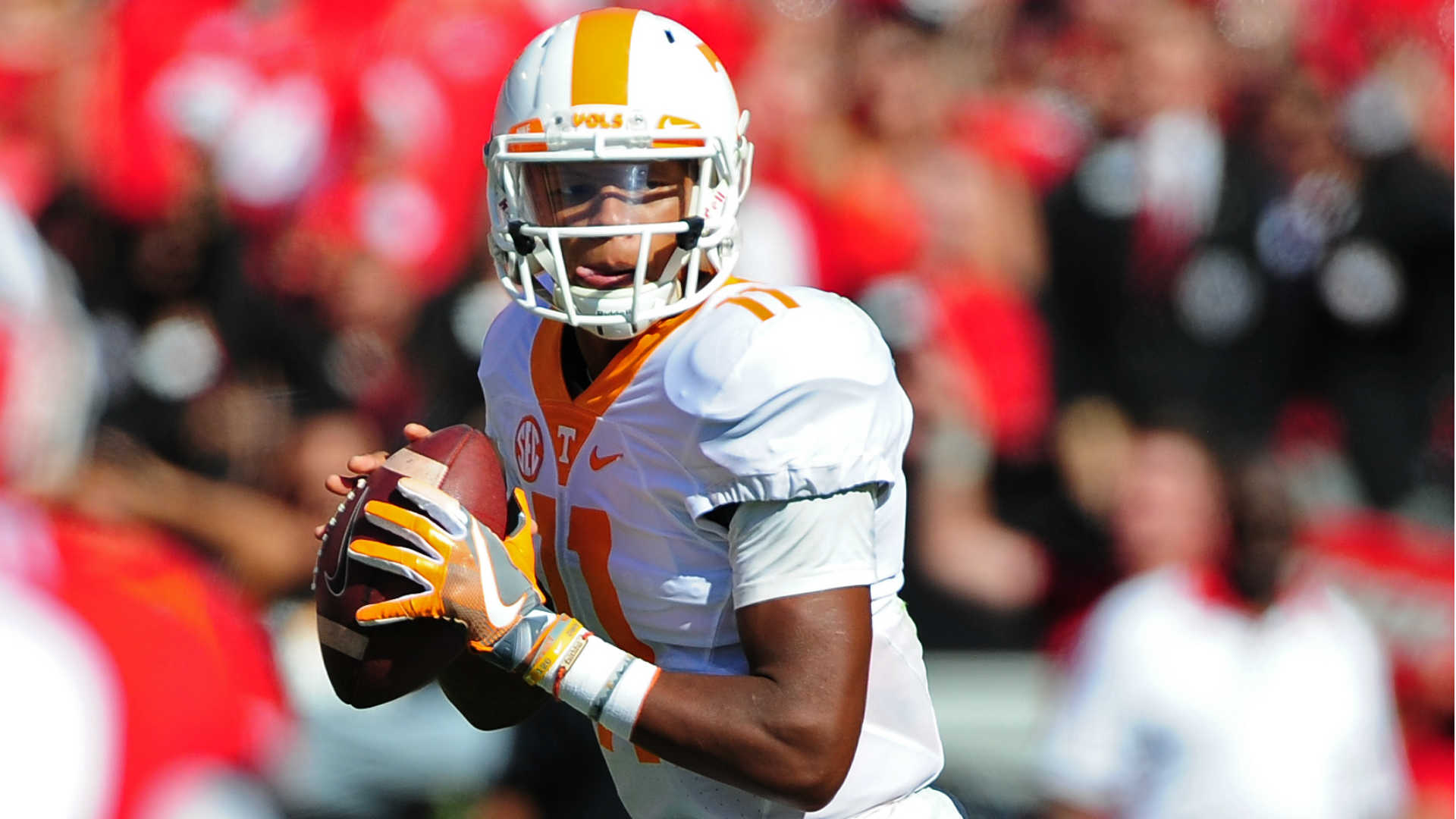 NFL DRAFT: Dobbs, Malone, Reeves-Maybin drafted in fourth round