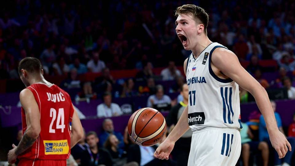 Luka Doncic Scouting Report Slovenian Star Makes Case To Be No 1 Pick