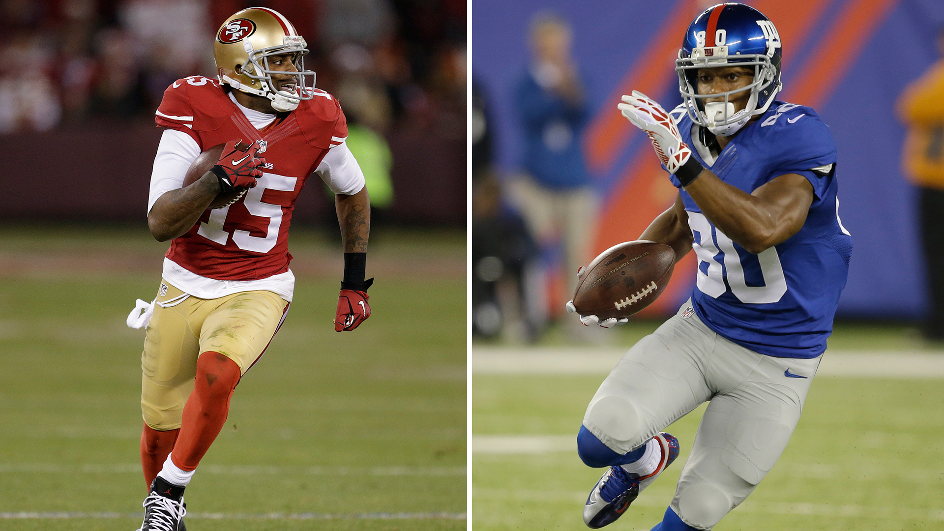 The Decider: Victor Cruz vs. Michael Crabtree
