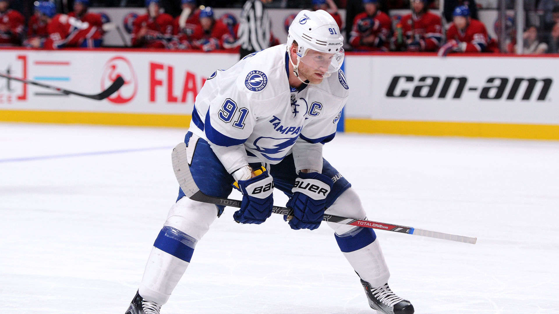 NHL playoff odds, betting lines and totals – Lightning a big favorite in Game 7 vs. Red Wings
