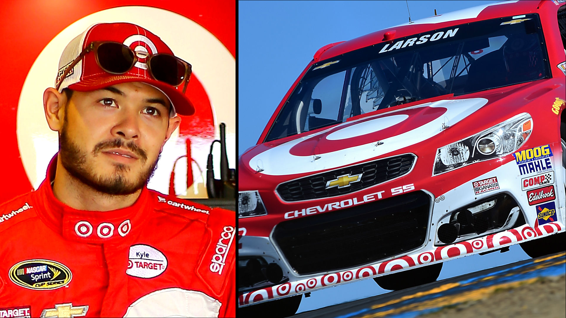 Kyle Larson Knows He Must Win Now Sonoma Could Be His Breakthrough