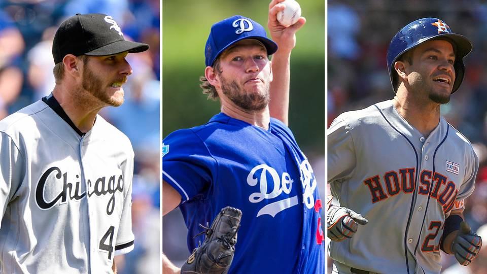 MLB awards update: Who...