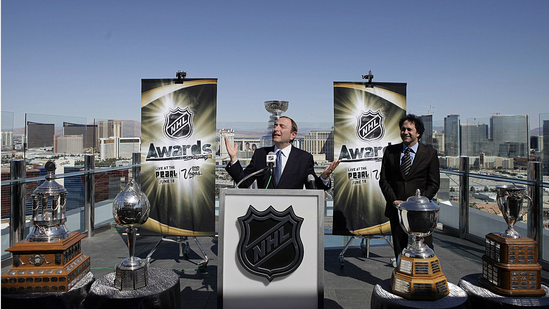 Why the NHL should embrace gambling