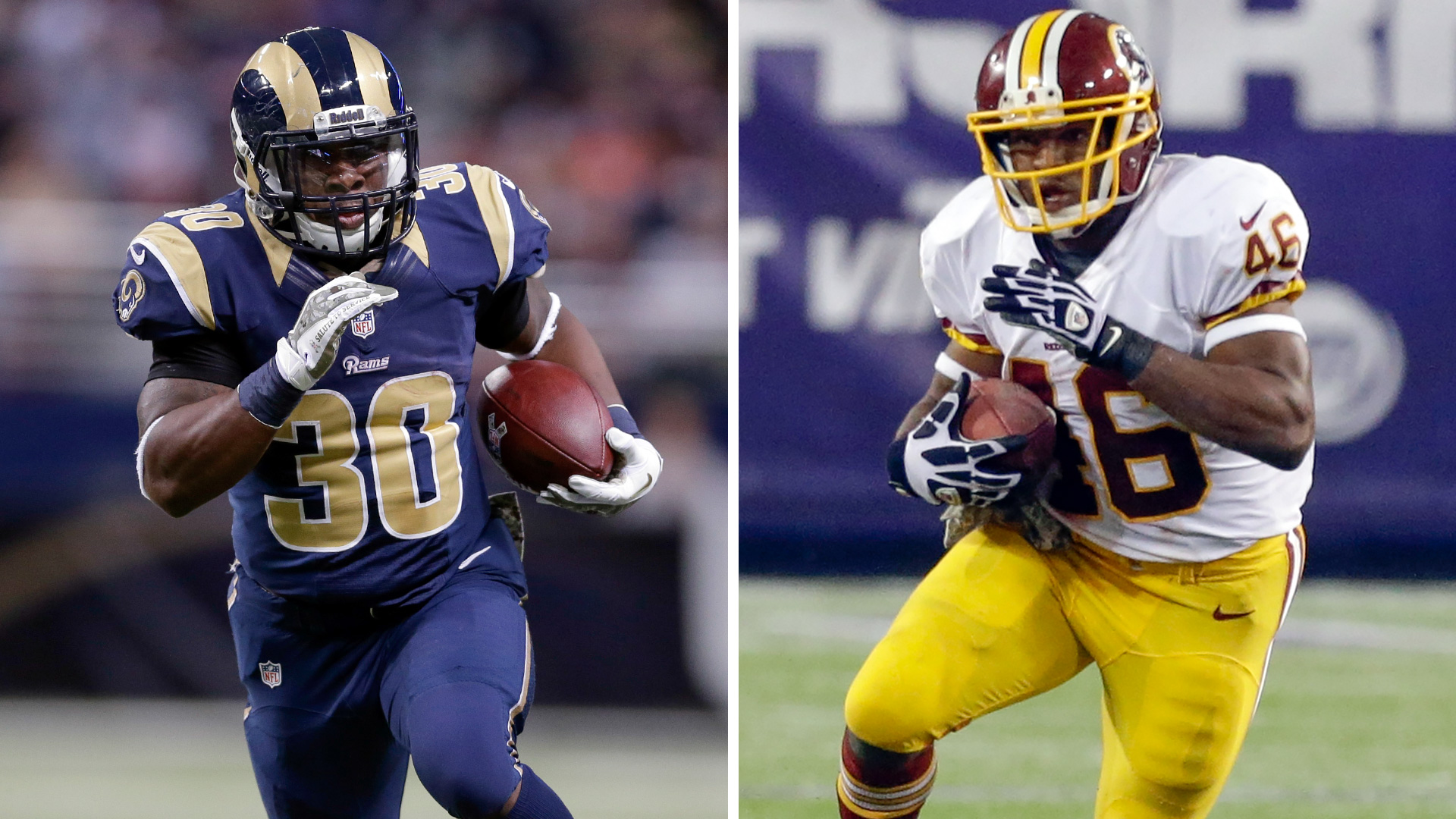 The Decider: Alfred Morris vs. Zac Stacy