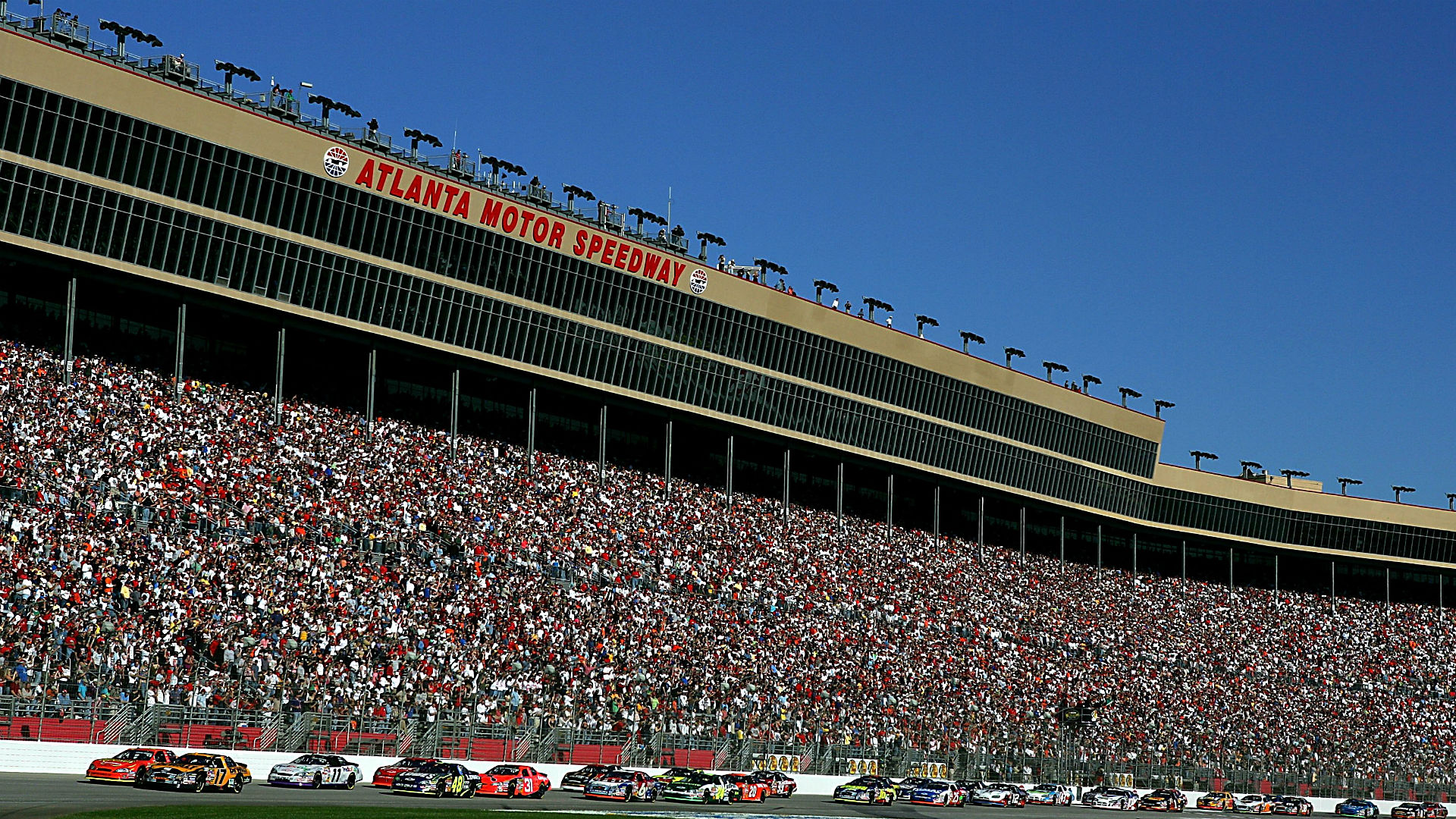 Atlanta Motor Speedway opens campgrounds for people ...