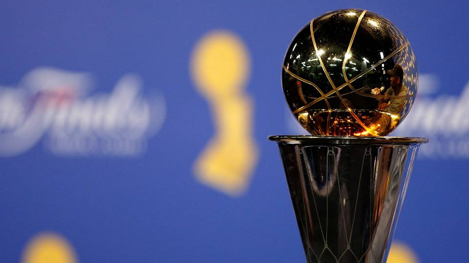 NBA Finals MVP By Year Quiz - By ryanpeartree