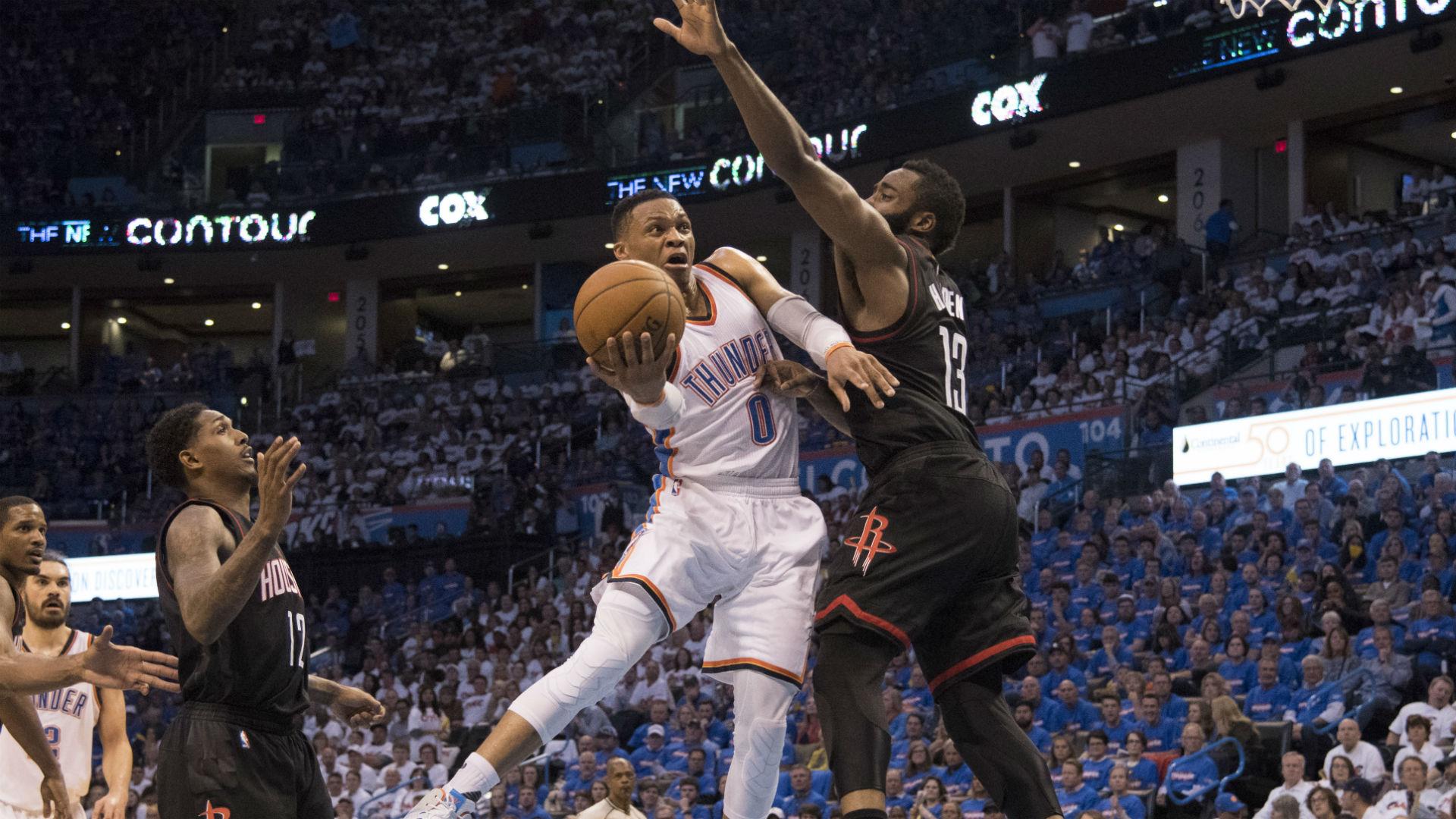 NBA roundup: Rockets rally, take 2-0 series lead