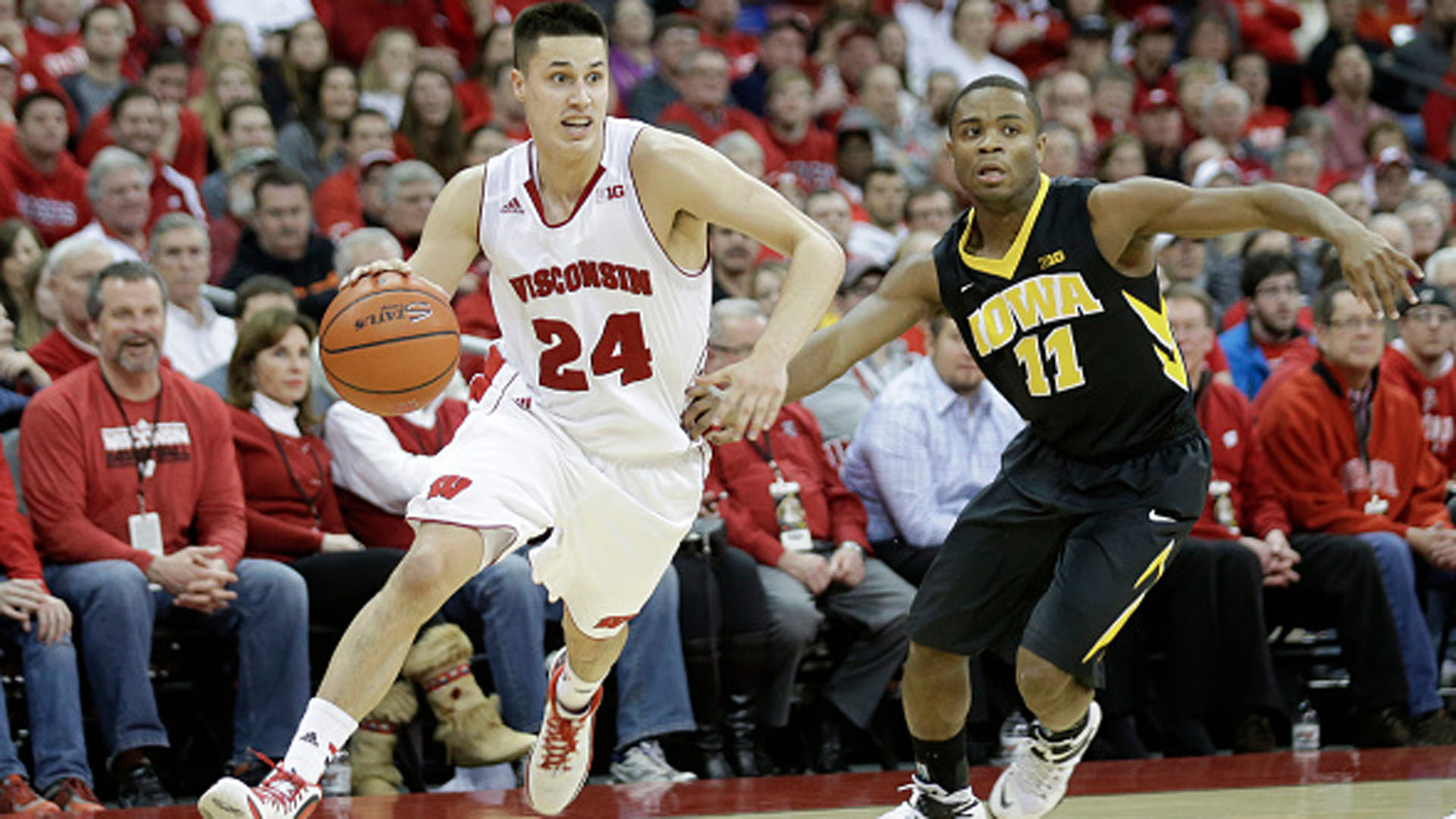 College basketball betting lines and trends – Wisconsin, Maryland meet in Big Ten battle