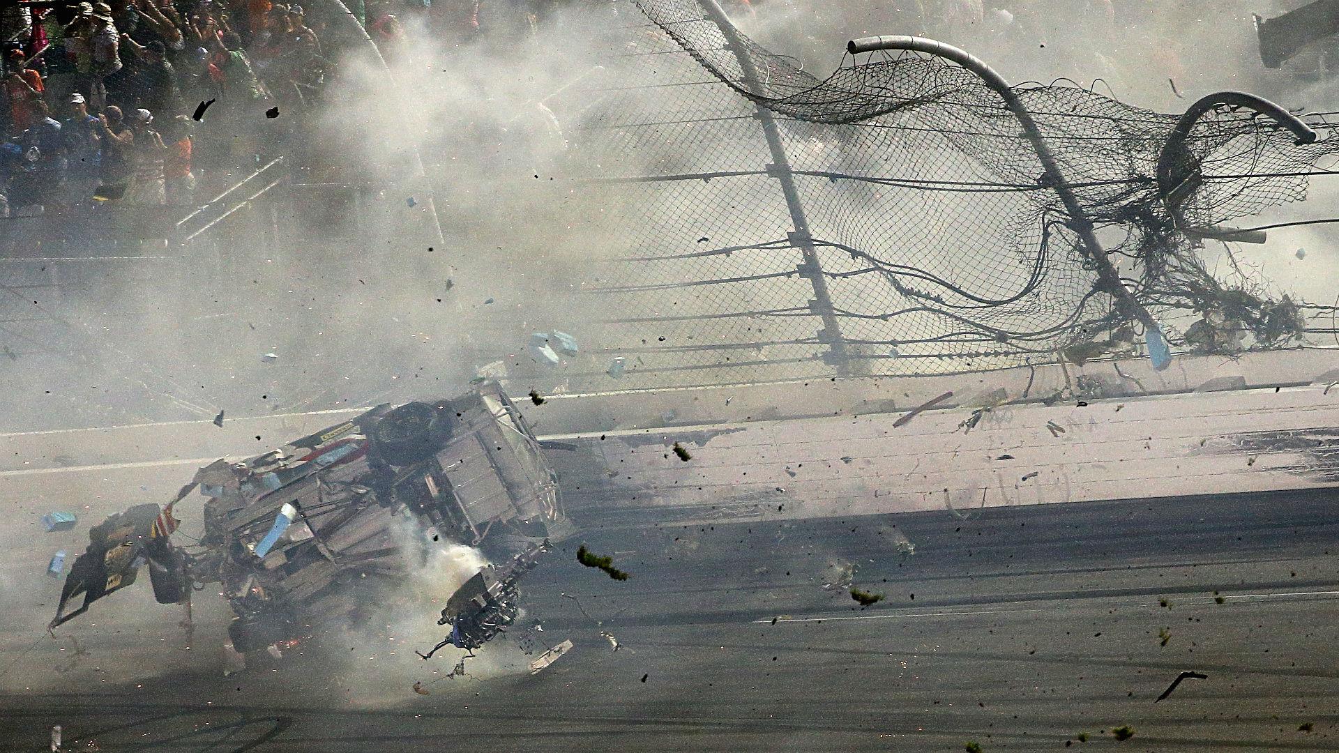 Drivers, media implore NASCAR to act after horrific Daytona crash
