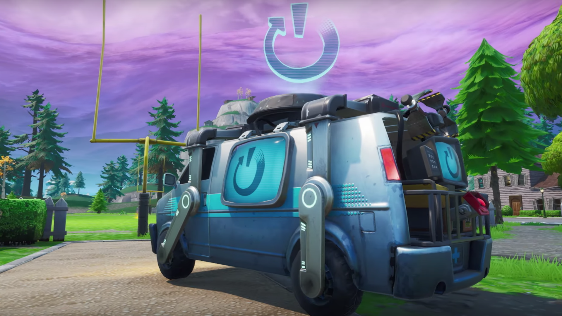 Fortnite Reboot Van Coming to Live Servers Next Week