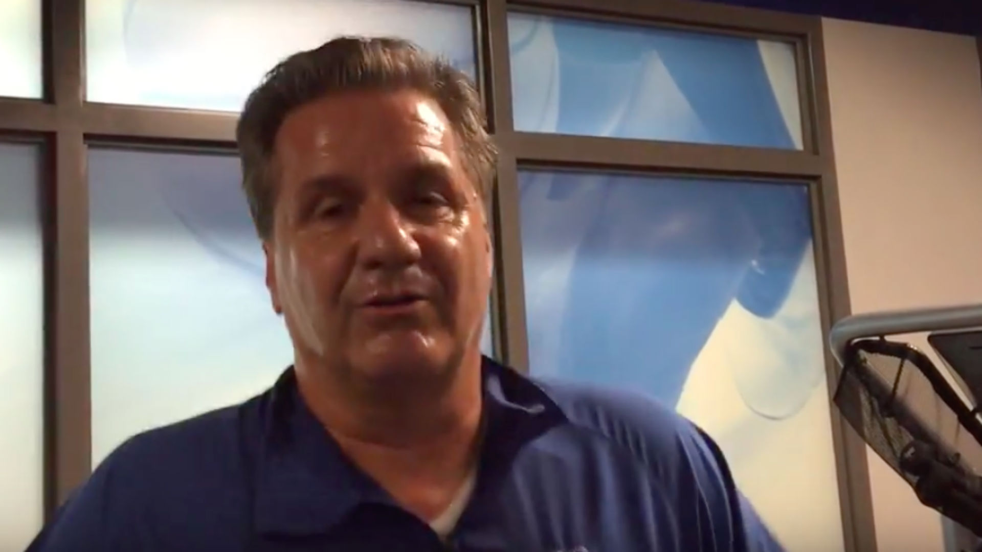 John calipari is tired of misinterpreted comments looking at you