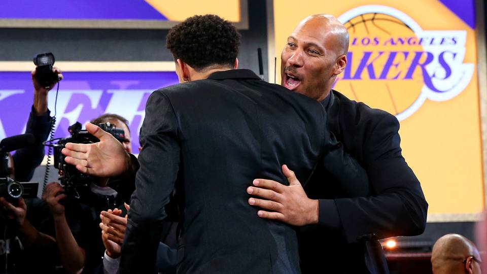 lonzo ball bought lavar ball a $400k rolls-royce for christmas | nba