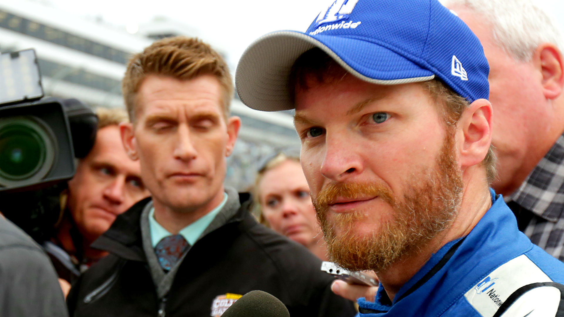 Dale Earnhardt Jr. warned after car's latest post-race inspection failure