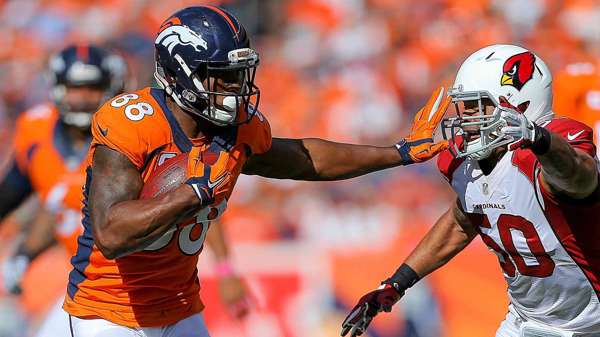 Week 7 fantasy football rankings: Wide receiver