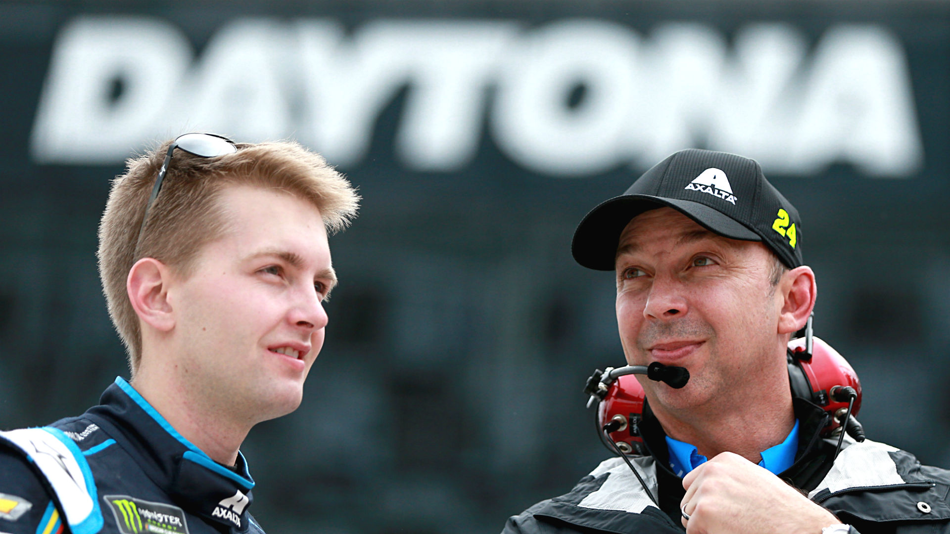 Daytona 500: William Byron's new pairing with Chad Knaus has come full circle