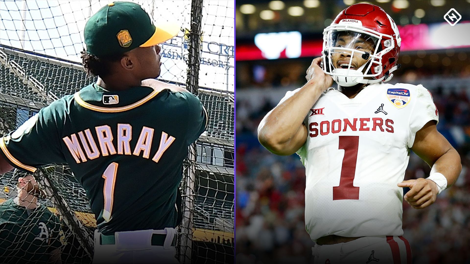Sooners quarterback, A's prospect Kyler Murray declares for National Football League draft