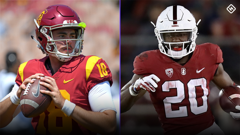 College Football Week 2 Picks Against The Spread For Every Top 25