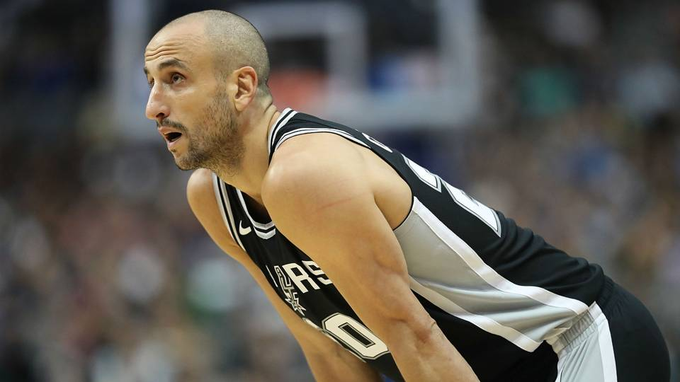 NBA players react to Manu Ginobili's retirement: 'What a career!'