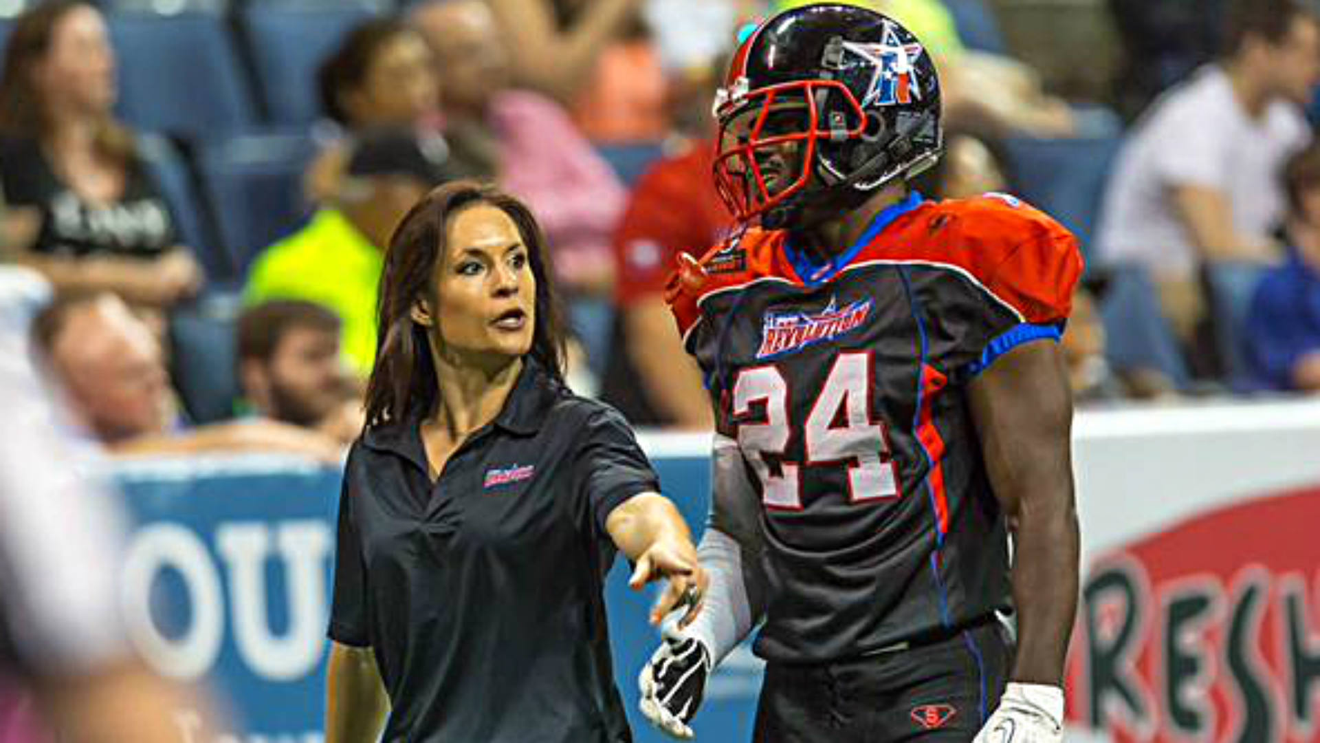 Cardinals hire NFL's first female assistant coach