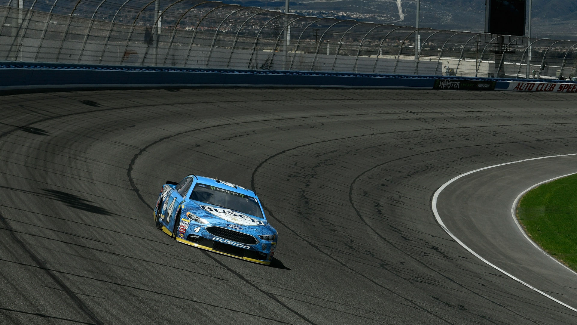 NASCAR at Fontana: Results, highlights from the Auto Club 400