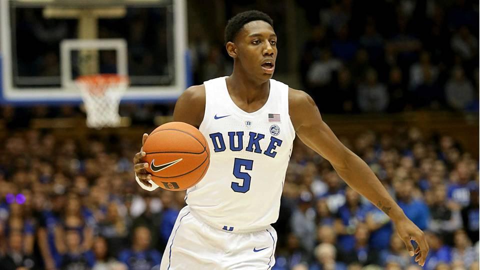 Duke fans expecting perfection from freshman RJ Barrett are sophomoric 243ab4faf