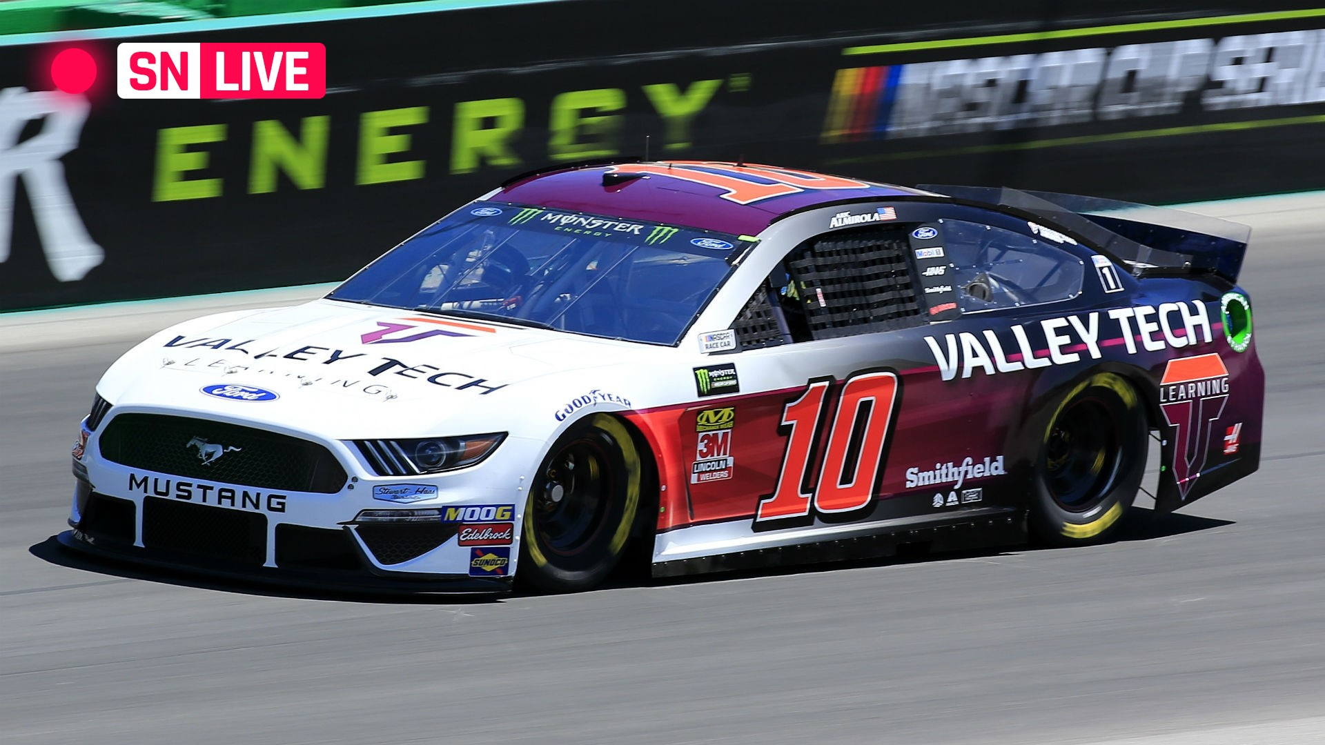 NASCAR at Kentucky: Live race updates, results, highlights from Quaker State 400