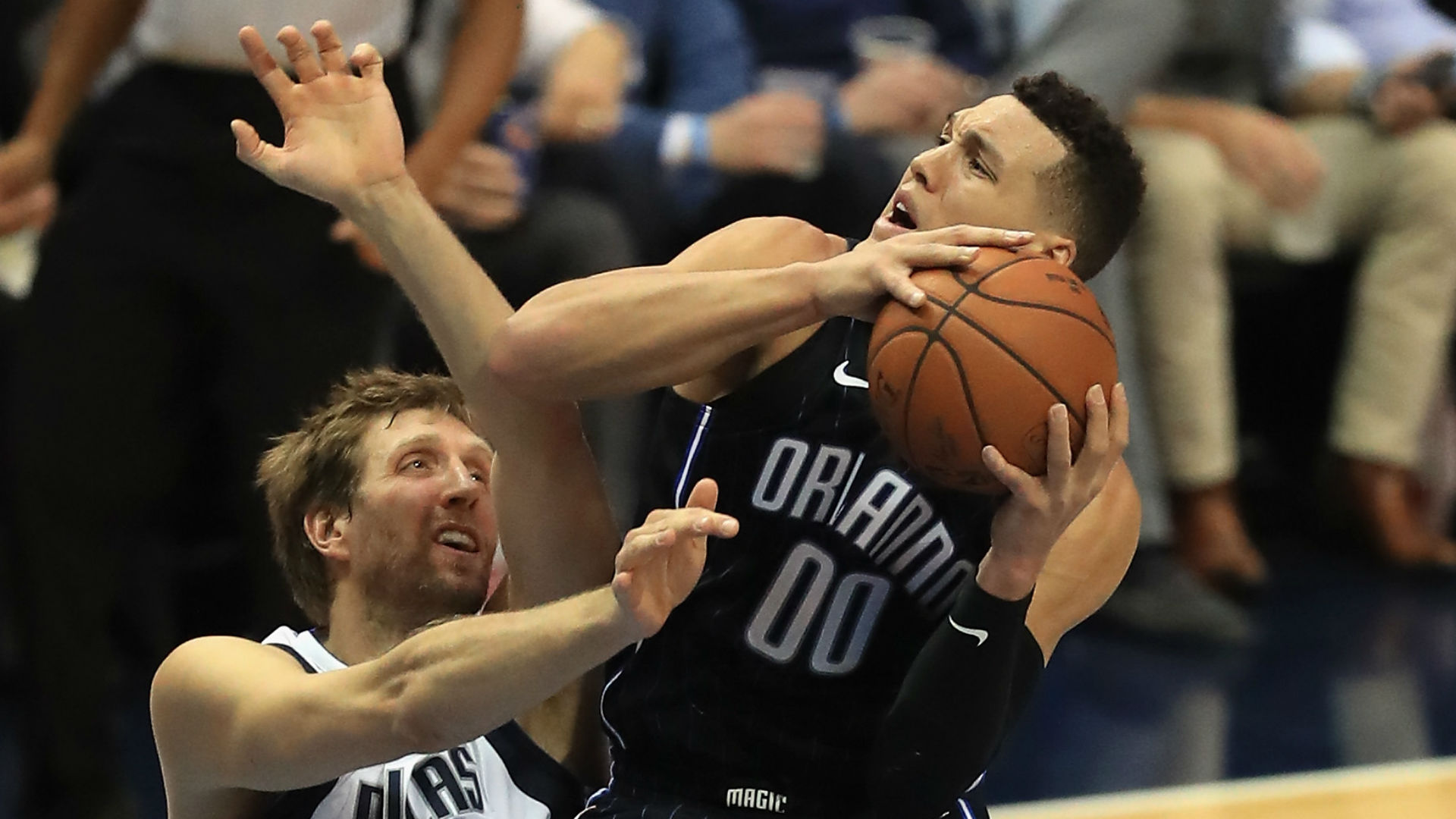 Magic gauging market on Aaron Gordon before deadline