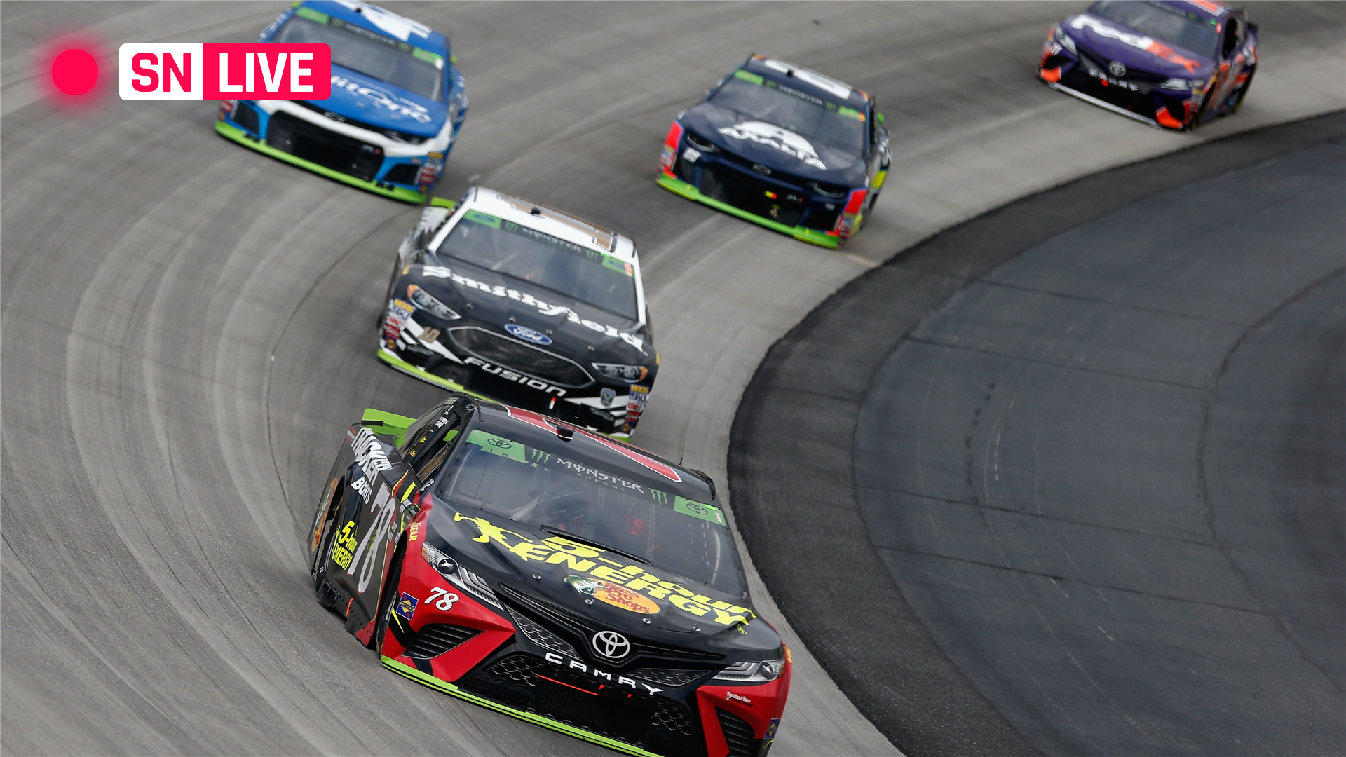 NASCAR at Kansas: Race result highlights from Chase Elliott's Hollywood Casino 400 win
