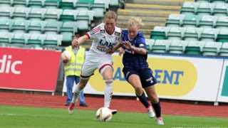 Marie Dølvik er i ferd med å finne matchformen etter mye skader